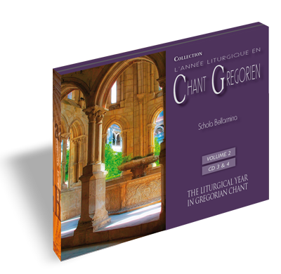 Chant grégorien: Temporal - Volume 2 (CD 3 - 4)