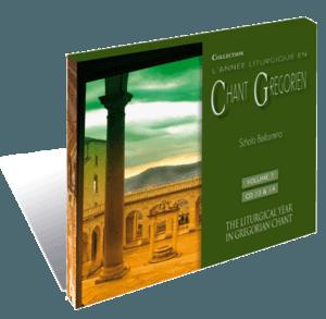 Chant grégorien: Temporal - Volume 7 (CD 13 - 14)