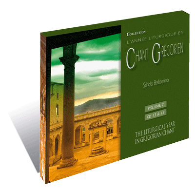 Chant grégorien: Temporal - Vol. 7 (CD 13 - 14)