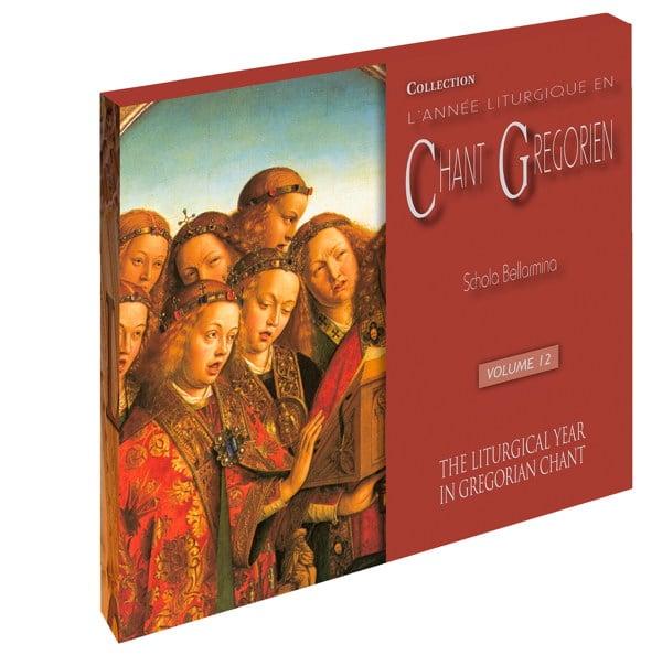Chant grégorien: Temporal - Volume 12 (CD 23 - 24)