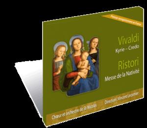 Ristori - Vivaldi : Messe de la Nativité