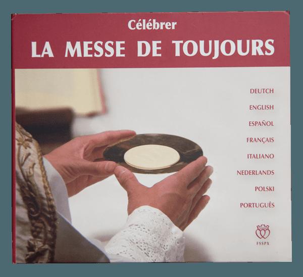 DVD Pour apprendre la messe de toujours