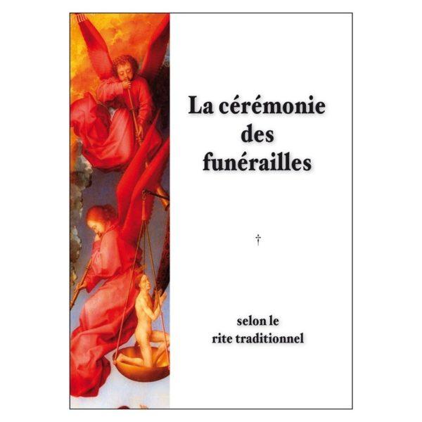 Brochure pour assister aux funérailles